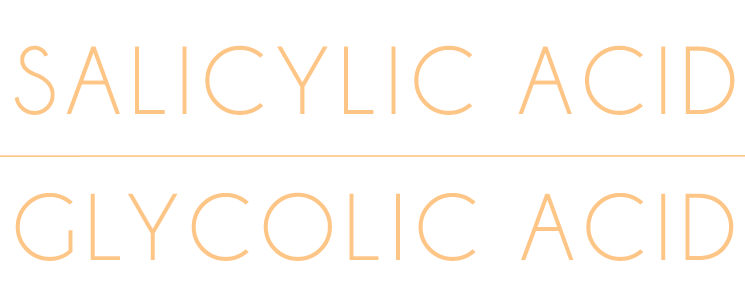 The 2 most common skincare acids