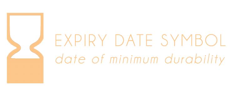 Date of minimum durability, skincare expiry date