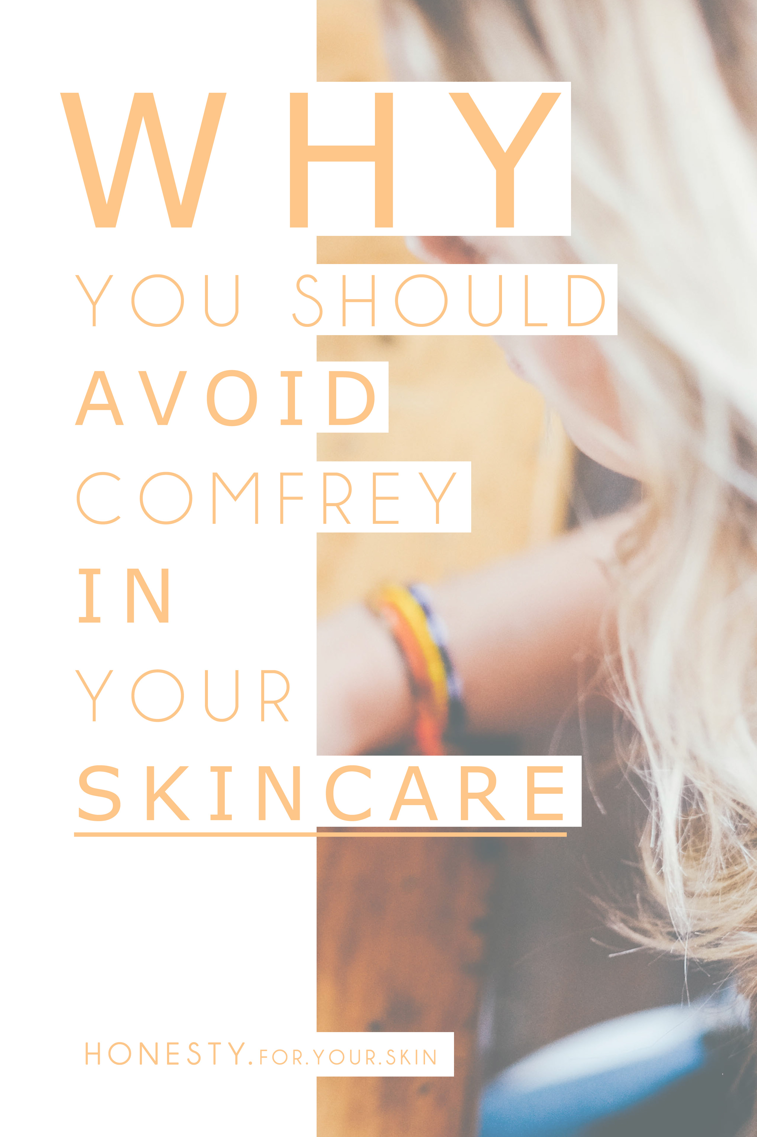 Comfrey is an ingredient you might find in YOUR skincare. Make sure you're clued up on it before you make the decision to use it! There's somthing you probabaly don't know about this skincare Ingredient!