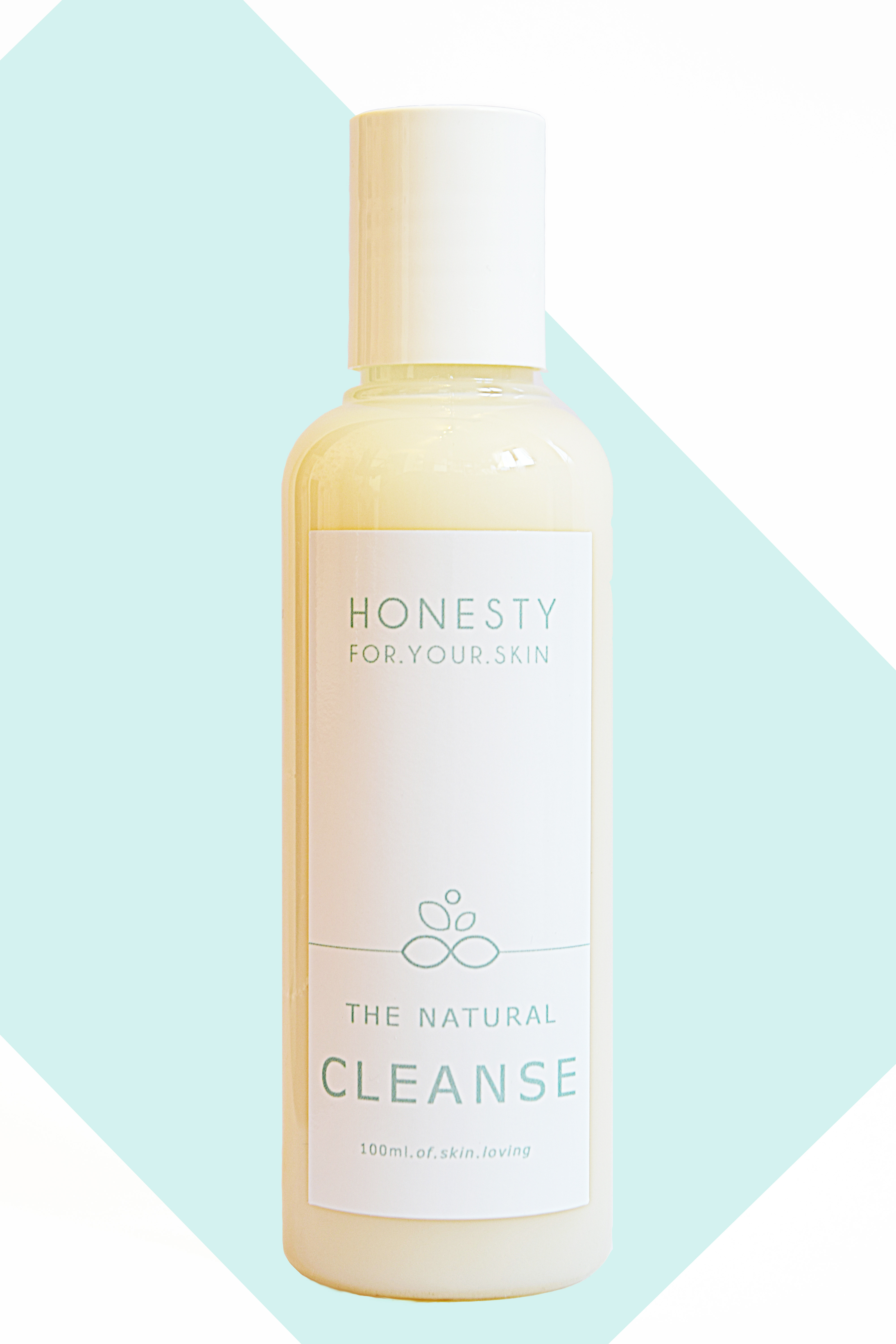 A natural way to cleanse your skin. 100% natural cleanser with soothing Shea Butter AND Oatmeal.