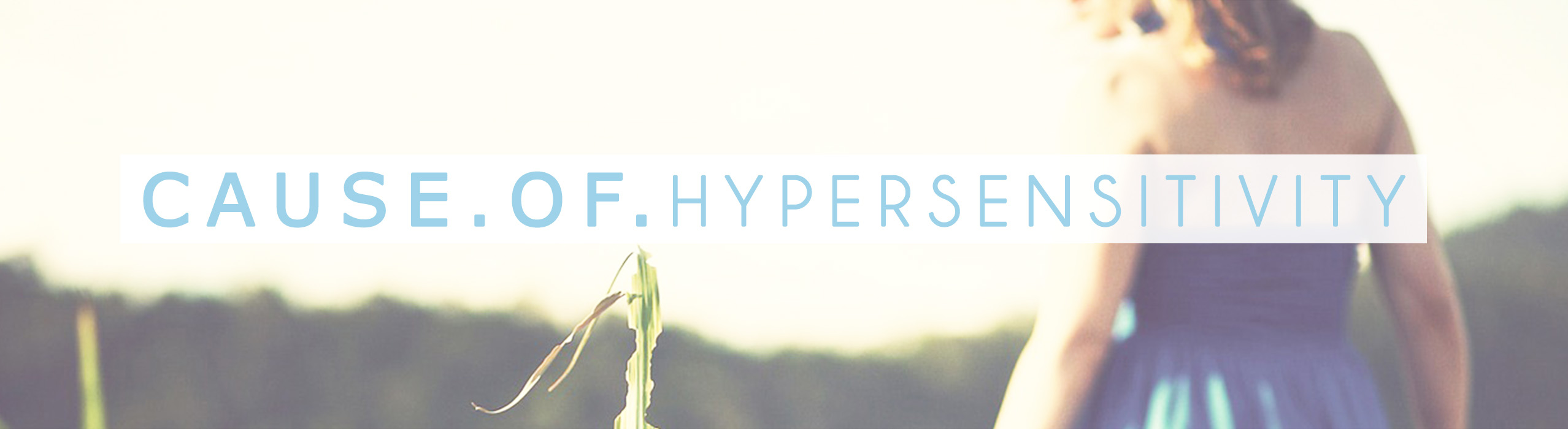 Do you have sensitive skin? Have you ever stopped and thought to yourself HEY skin just WHAT IS UP? Then this post is for you, find out WHAT causes Hypersensitive skin AND what products you should be using.