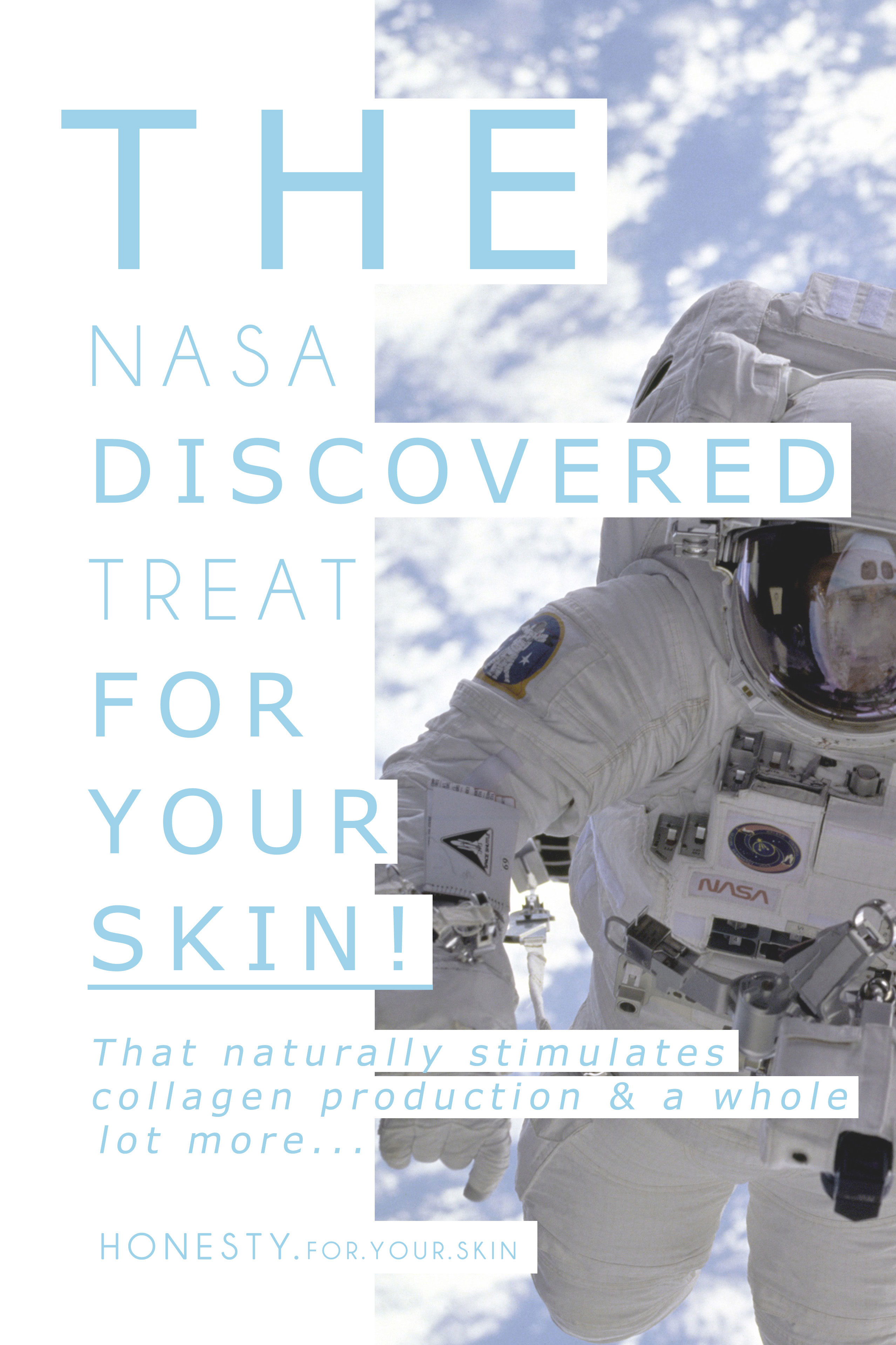 You know there is real science behind something when NASA put their name to it! This is real skincare science. First discovered by NASA for wound healing speediness this skincare treat can help with lots of skin woes from inflammation to aging... http://wp.me/p6LuQS-zG