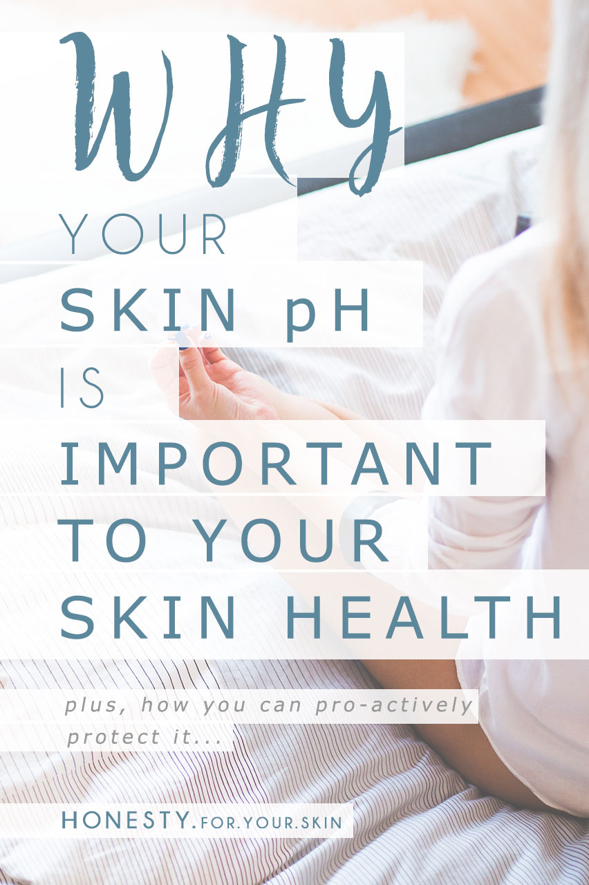 Did you know your skin has its very own pH level?... and did you know that pH level helps to protect your skin against everything from dryness to infections and spots? Pretty neat 'eh! Once you know how simple it is to care for your skins pH, you're going to be wondering why the heck hadn't you heard of this before... http://wp.me/p6LuQS-QY