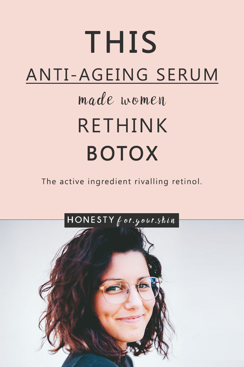 No7 Laboratories Line Correcting Booster Serum review: does it work? How does matrixyl 3000 compare to retinols? Will it get rid of my wrinkles?