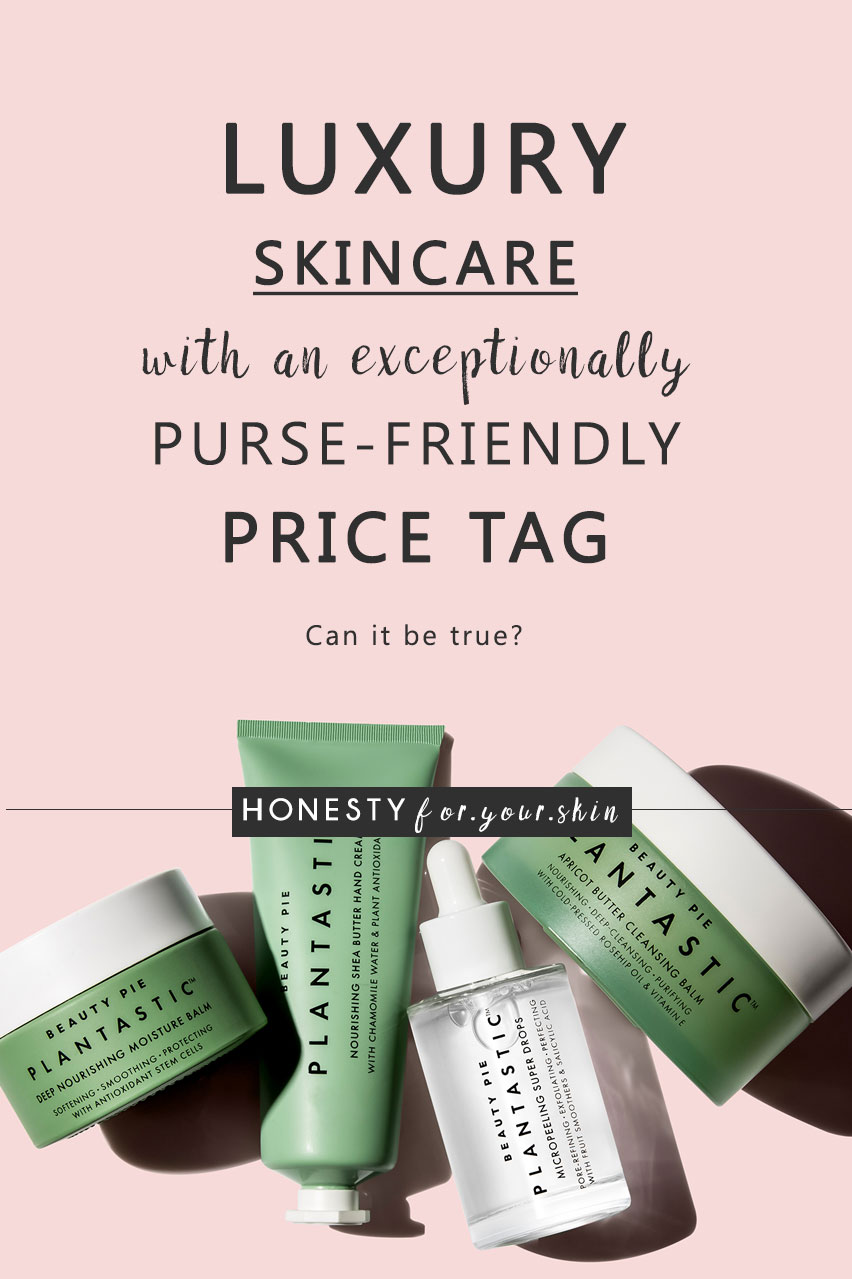 Looking for Beauty Pie skincare reviews? Aka what Beauty Pie skincare dupes should I be bagging up before someone realises they priced it wrong? You're in the right place my friend.