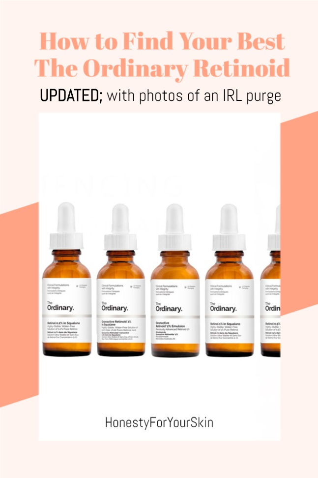 What is the best retinol from The Ordinary? Is the Ordinary retinol effective? Help – how do I choose? Don't worry my friend, I have you sorted with this ultimate The Ordinary retinol review.